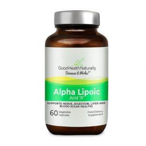 Acido alfa lipoico può anche migliorare l'aspetto giovanile e l'elasticità della pelle