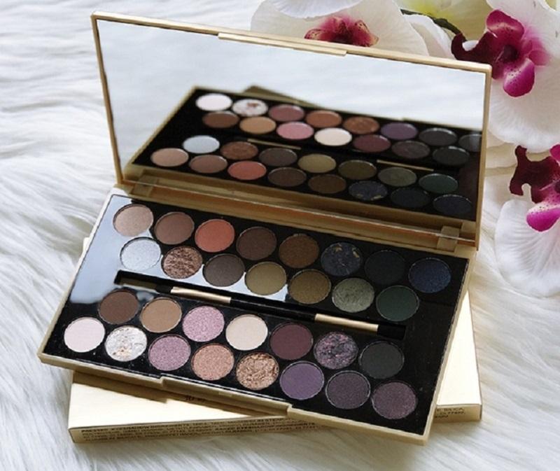 Makeup Revolution palette di ombretti